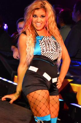 Raquel Diaz (WWE)