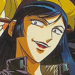 Ayumi Mizuchi (Sukeban Deka)