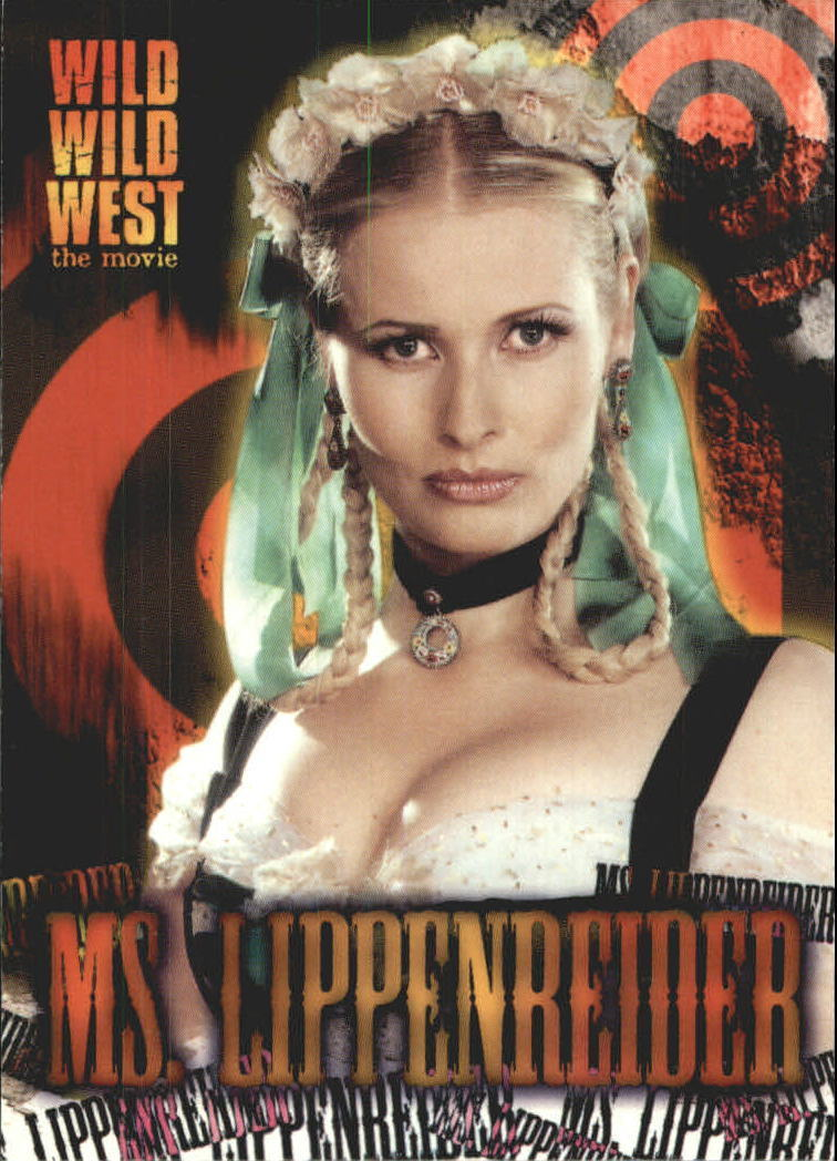 Miss Lippenrieder (Wild Wild West)