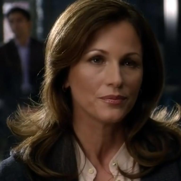 Dr. Audrey Shelton (Law & Order: SVU)