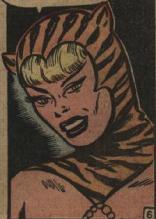 Cat Queen (Jungle Adventure)