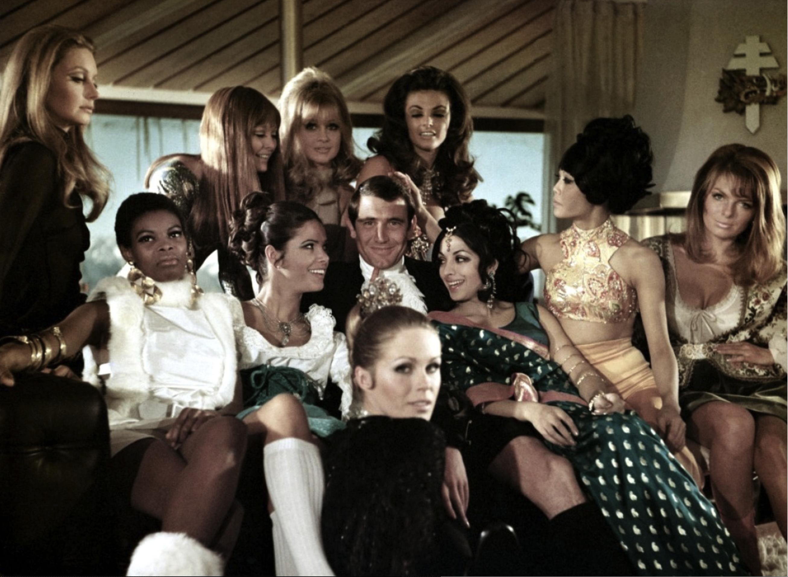 Doalfe/Blofeld's Angels of Death (On Her Majesty's Secret Service)