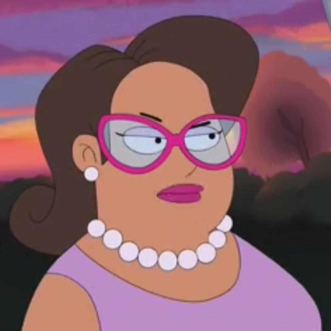 Ezekielfan22/Nate's Mother (Be Cool, Scooby Doo!)