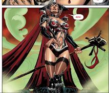 Dark queen 9