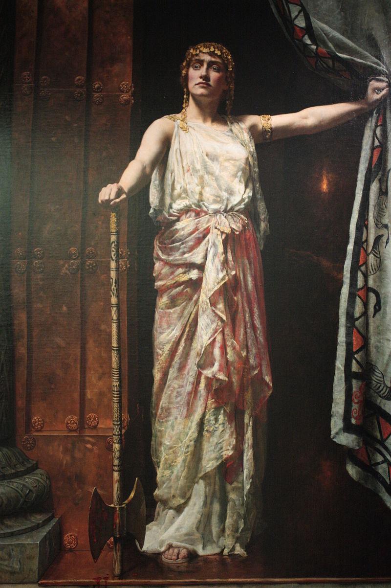 Clytemnestra (Greek Mythology)