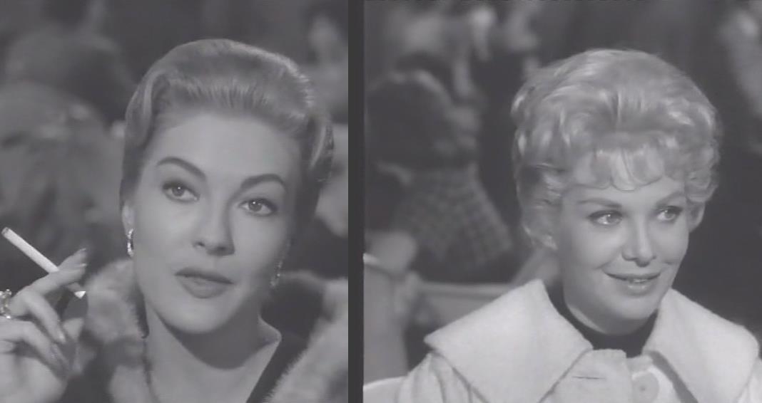 Cynthia Fields and Edy Cornfield (Dante)