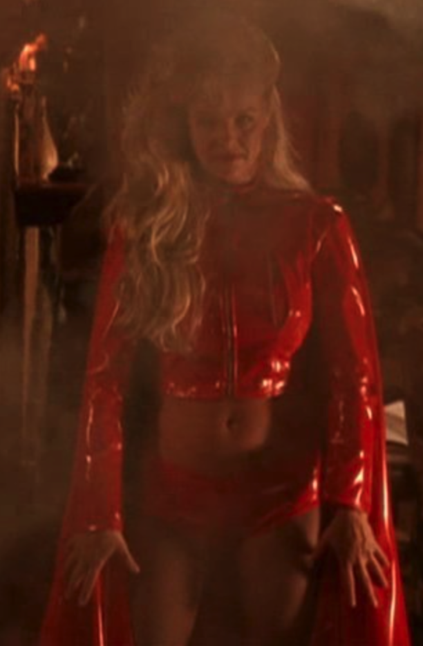 Erica, The Erotic (Relic Hunter)