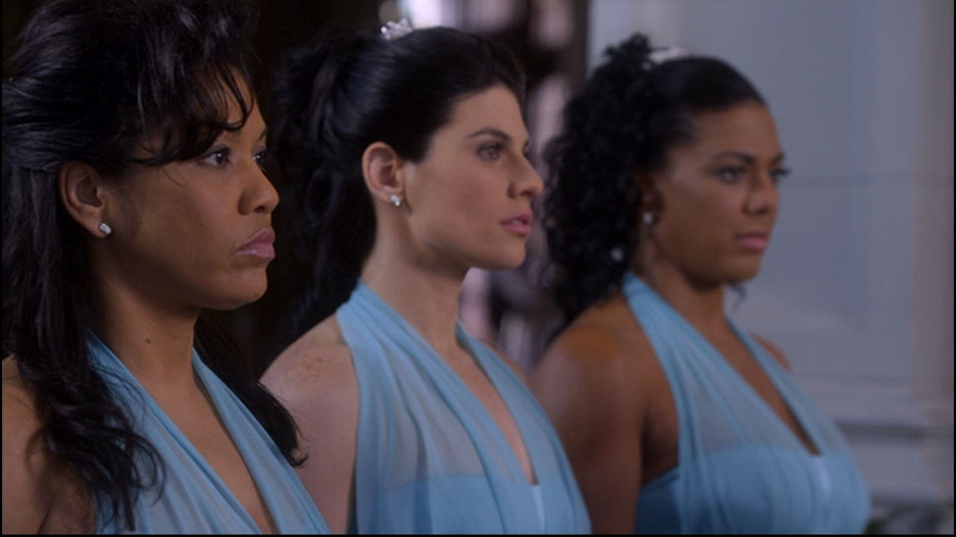 CEDJunior/Bridesmaids (Warehouse 13)