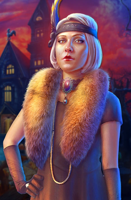 Delora (Witches' Legacy: The City That Isn't There)