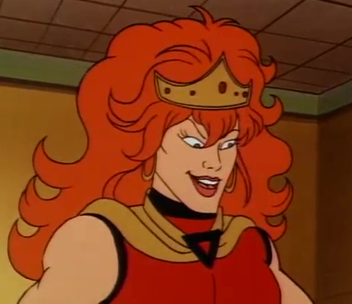 Phoenix Amazona (Police Academy: The Animated Series)