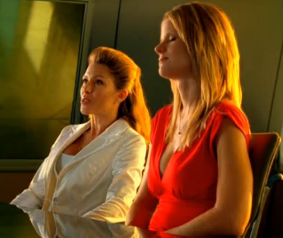 Janet Sterling & Abby Biggs (CSI: Miami)