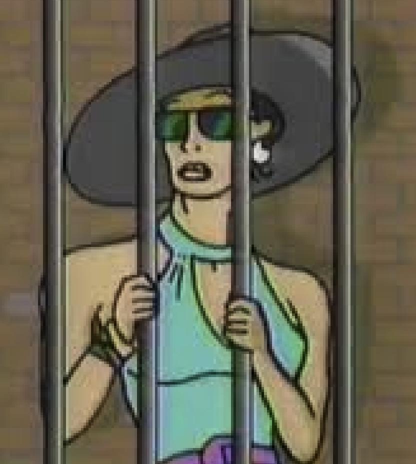 Contessa (Where In The World Is Carmen Sandiego?)