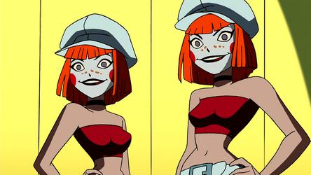 Dee Dee (Batman Beyond: Return of the Joker)