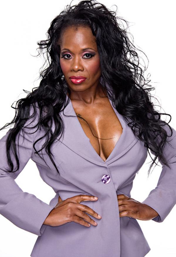 Jacqueline (WWE)