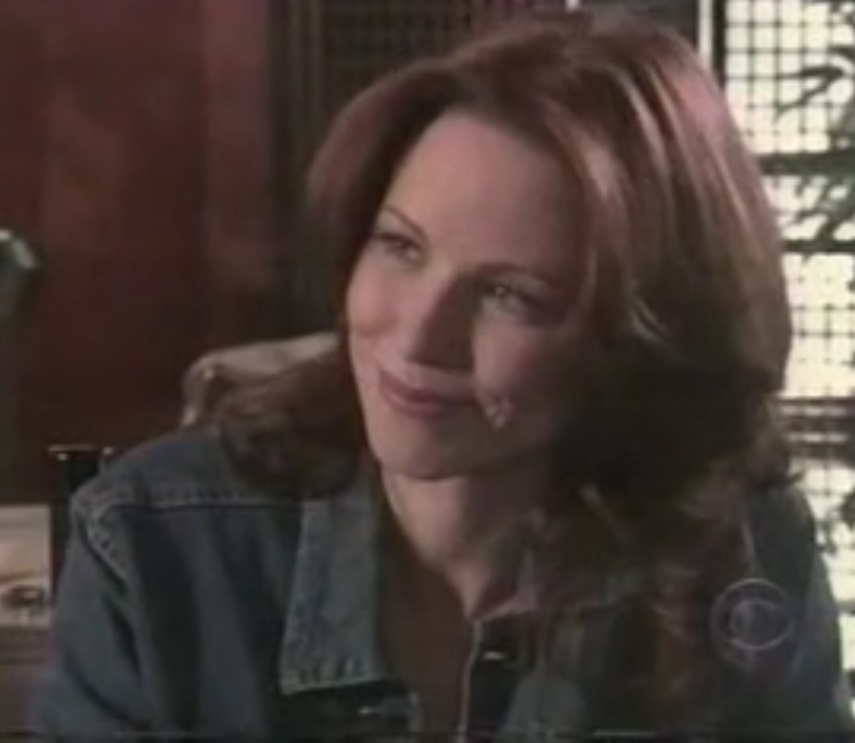 Abby Chadway (Diagnosis Murder)