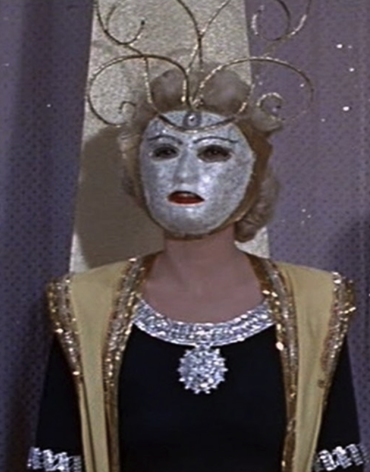 Queen Yliana (Queen of Outer Space)