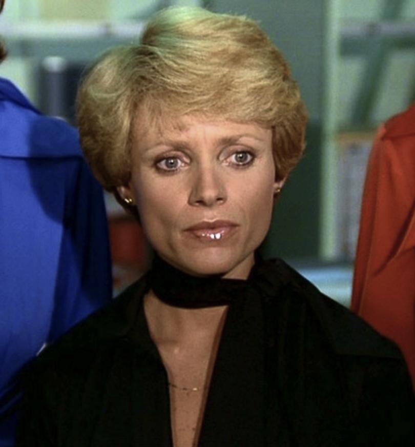 Doalfe/Peggy Callahan (The Bionic Woman)