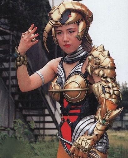 Lamie (Super Sentai Zyuranger)