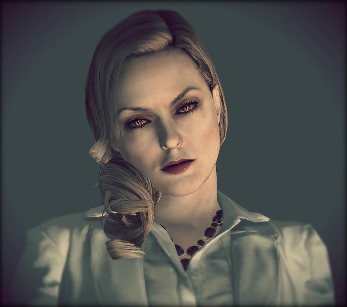 Alex Wesker (Resident Evil: Revelations 2)