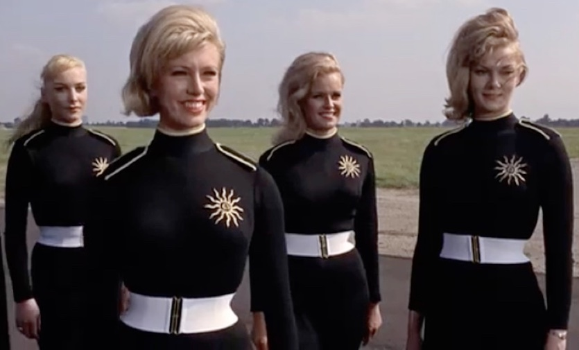 Flying Circus Pilots (Goldfinger)