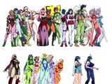 Unofficial Works (Bishoujo Senshi Sailor Moon)