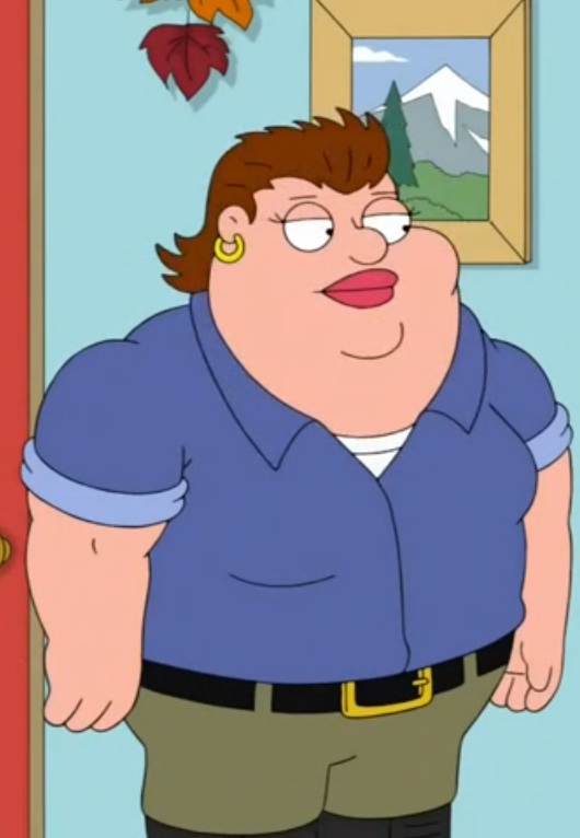 Ezekielfan22/Karen Griffin (Family Guy)