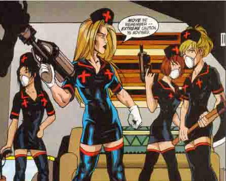 Evil Nurses (Arsenal)