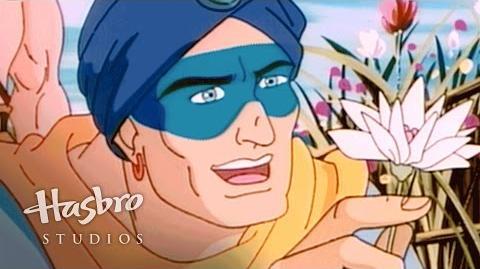 Conan The Adventurer - Who is the Real Sasha?