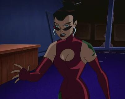 Roulette (Justice League Unlimited)