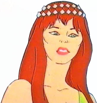 Queen Sebel (The New Fantastic Four)