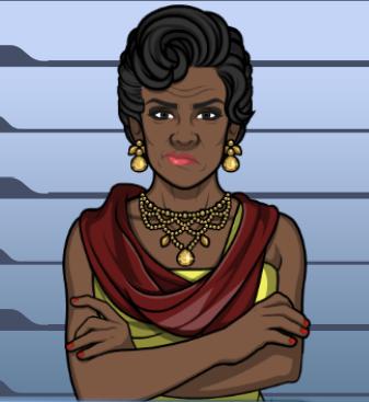 Jacinta Linares (Criminal Case)