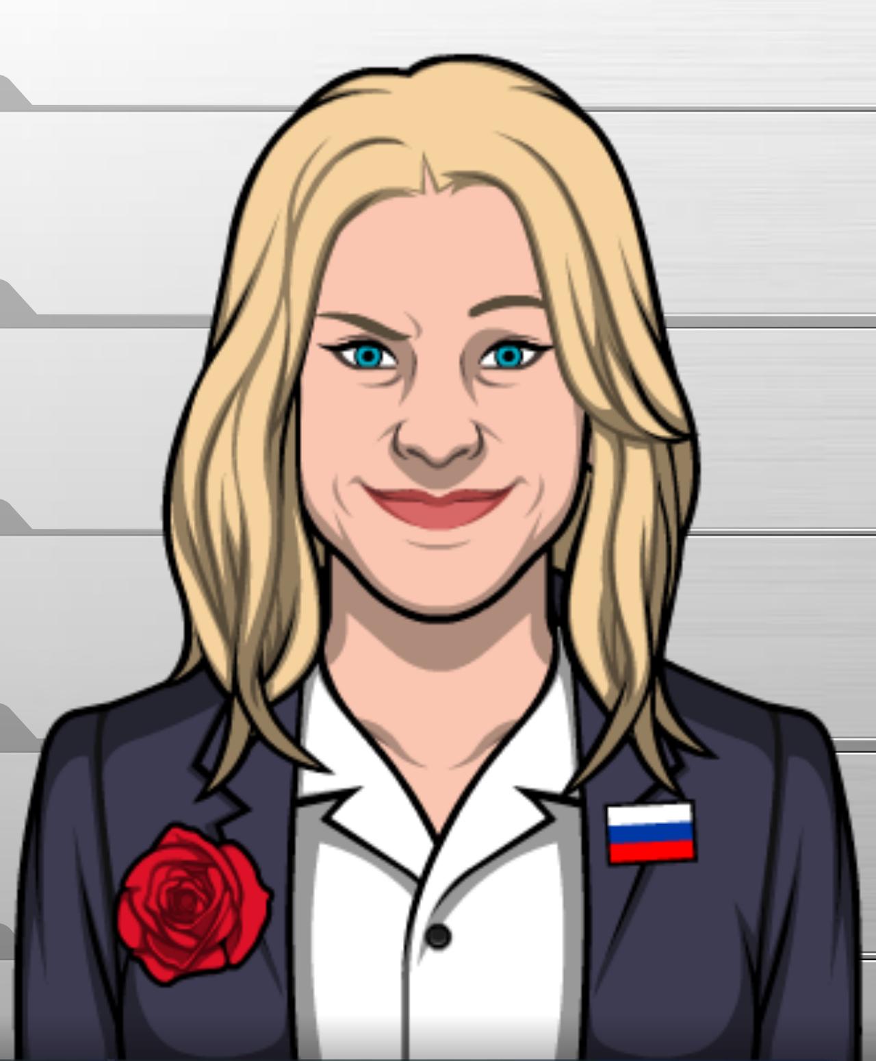 Ivana Golovanov (Criminal Case)