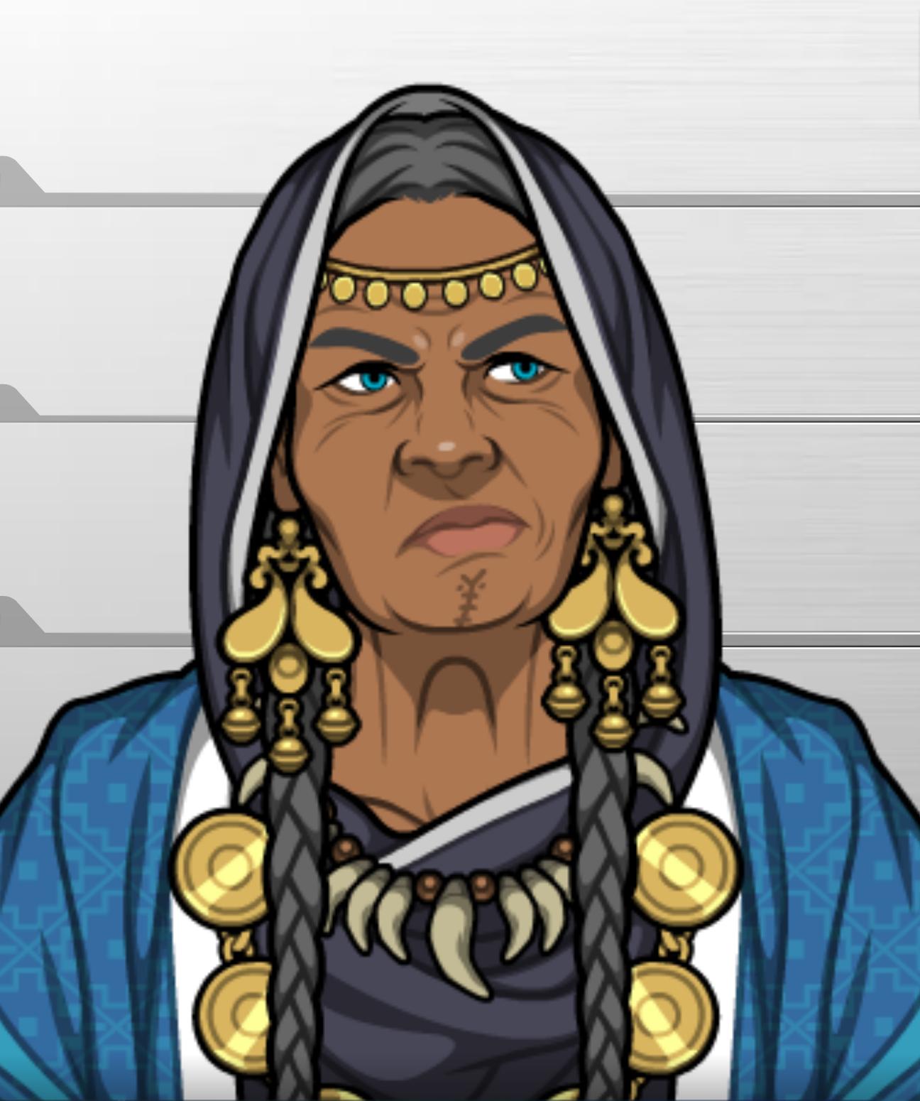 Mama Yasmine (Criminal Case)