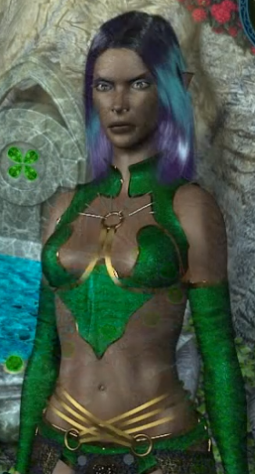 Medb (Celtic Lore: Sidhe Hills)