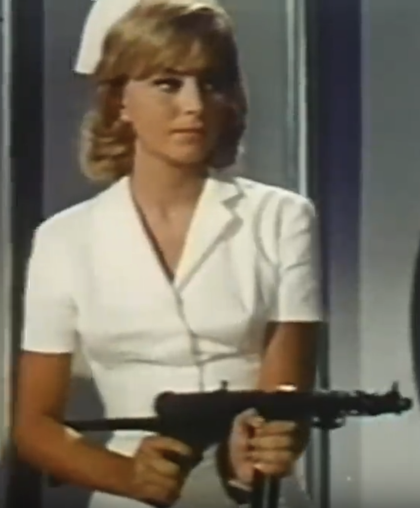 Nurse Silva (Mission Stardust)