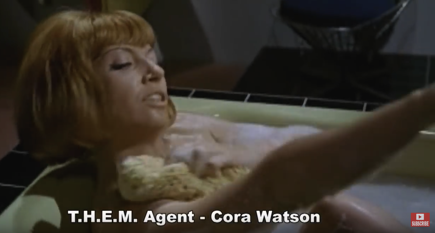 Cora Watson (The Adventures of Superseven)