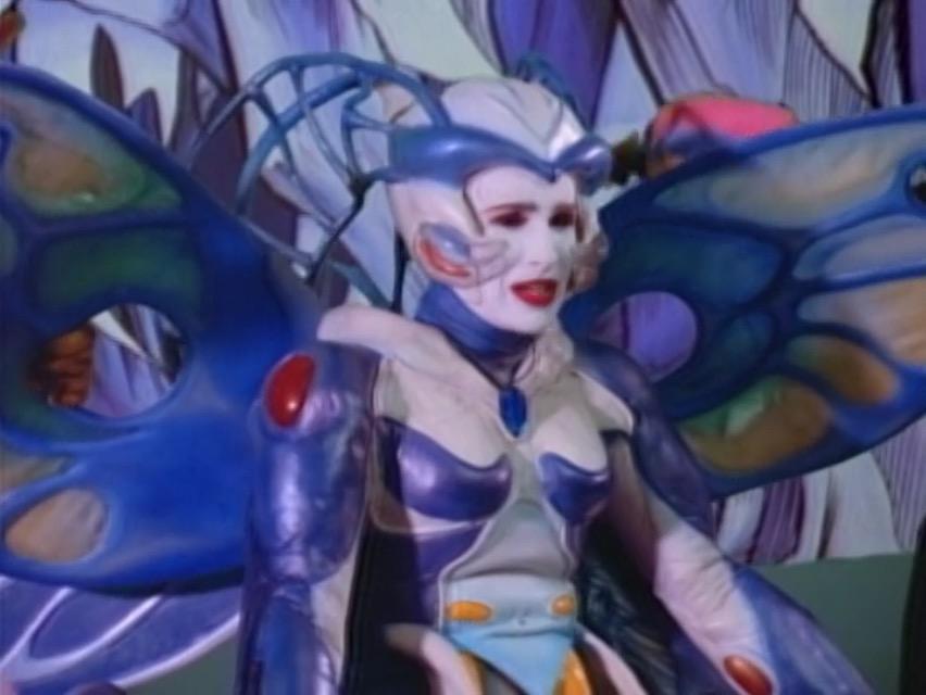 Queen Magna (Big Bad Beetleborgs)