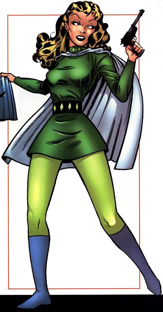 Asbestos Lady (Marvel Comics)