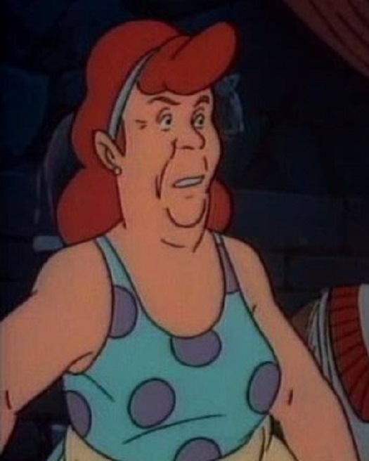 CEDJunior/Maude (The Real Ghostbusters)