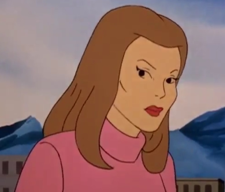 Female Spy (The New Scooby and Scrappy-Doo Show)