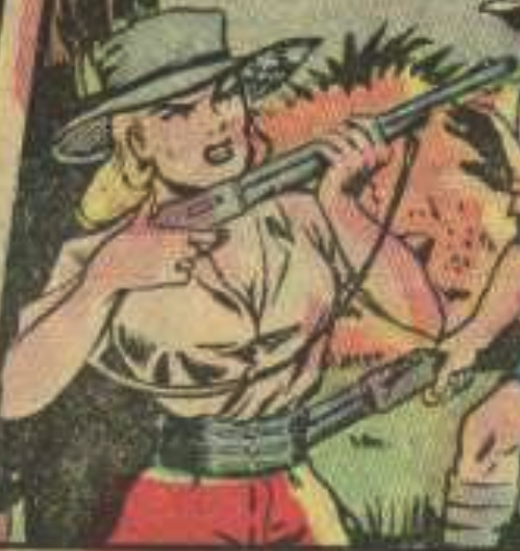 Nita Mosby (Rulah, Jungle Goddess)