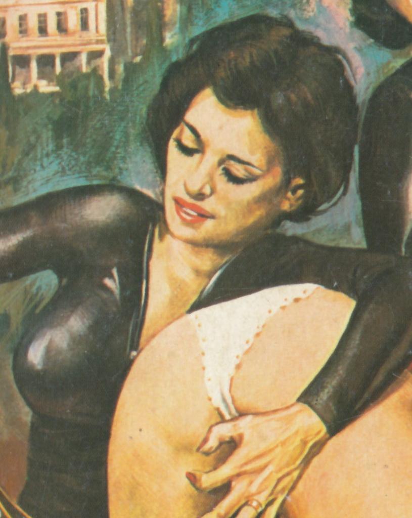 Miss Murdy (Lolita Story)