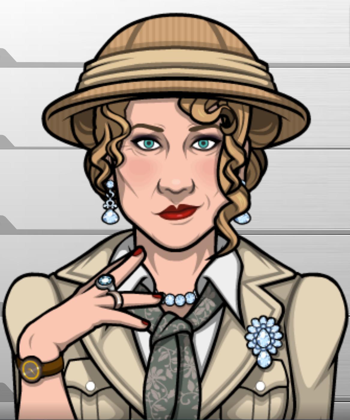 Lavinia De Brills (Criminal Case)