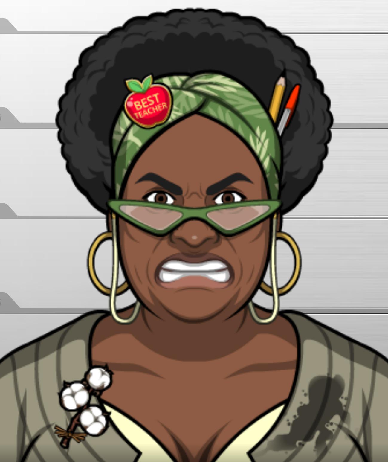Harriet Davis (Criminal Case)