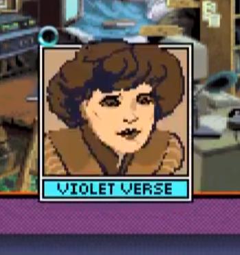 Juliet Washburn (Eagle Eye Mysteries)