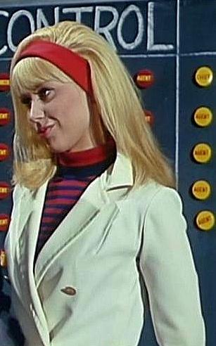 Miss Dvorchek (Get Smart)