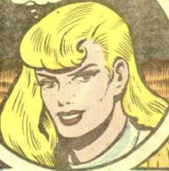 Brette Winston (Jo-Jo Comics)