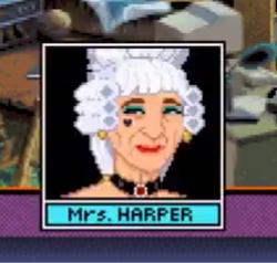 Mrs. Harper Costume