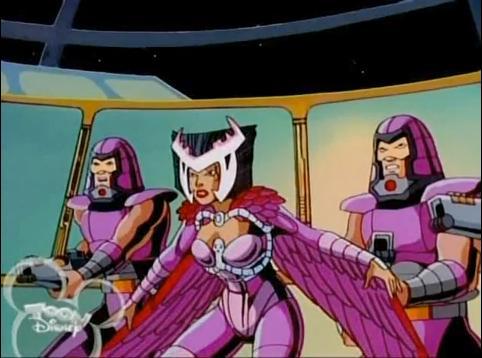 Deathbird (X-Men: The Animated Series)