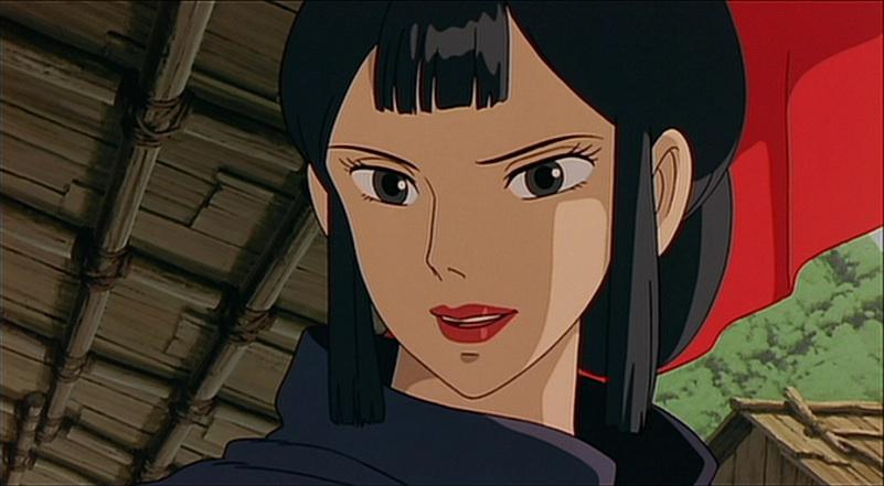 DUOAmarceck/Lady Eboshi (Princess Mononoke)